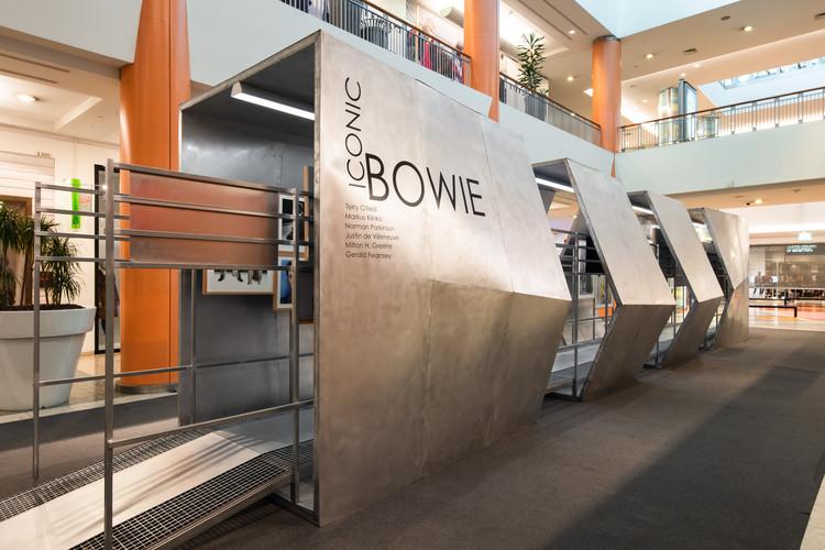 Exposição Iconic Bowie / FAHR 021.3, © João Morgado