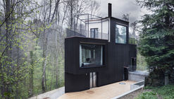 Two Family House / Hajnoczky.Zanchetta Architekten + Angela Waibel