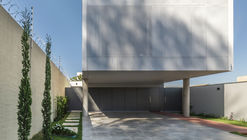 Residência OSH / OTP arquitetura