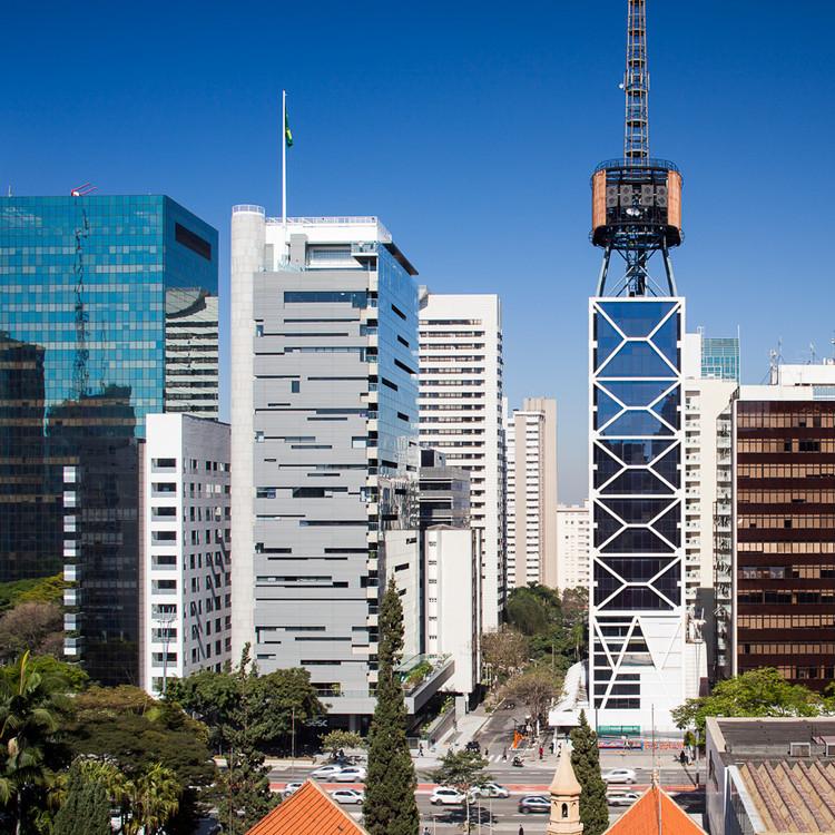 Conheça os vencedores do 6º Prêmio Saint-Gobain de Arquitetura, Sesc Avenida Paulista / Königsberger Vannucchi Arquitetos Associados. Image © Pedro Vannucchi