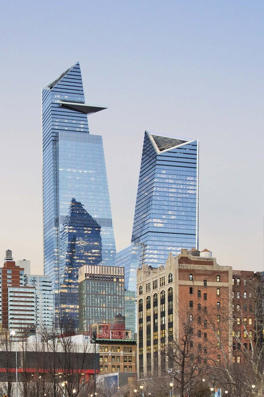 10, 30, 55 Hudson Yards / KPF