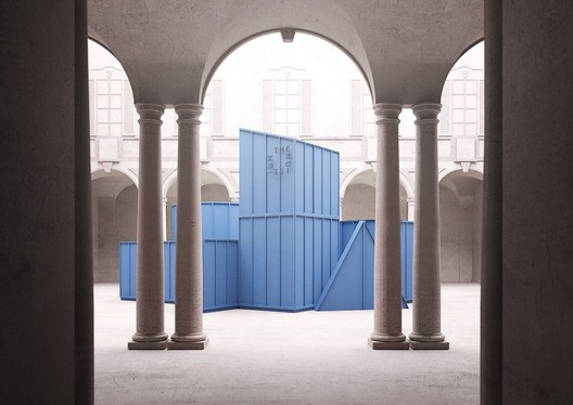 Temporary Museum, Milan Design Week. Image Courtesy of Space Encounters