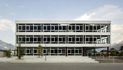 """Seismic school """"Les Perraires"""" / meier + associés architectes"""