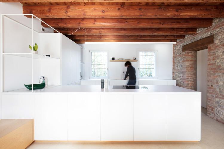 Interior DR / Didonè Comacchio Architects, © Alberto Sinigaglia