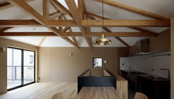 House of Light Truss / Ikeda Yukie Ono Toshiharu Architects