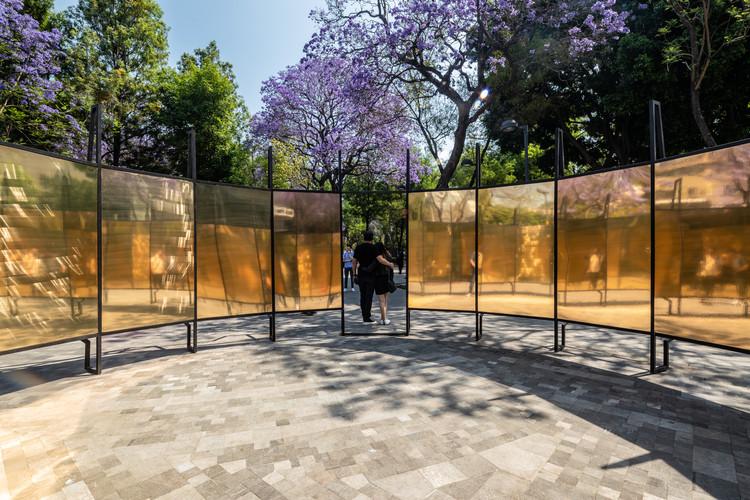 COMEX Pavilion / graciastudio, © Onnis Luque