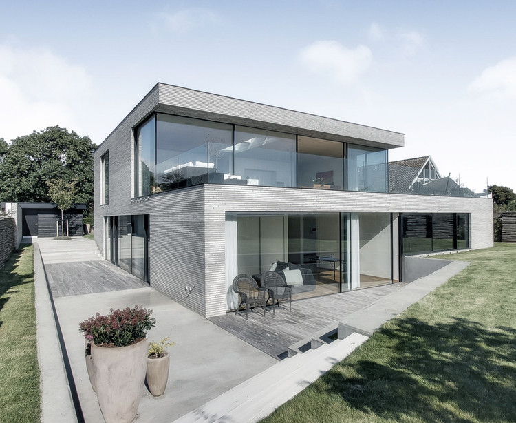 Casa S / Christoffersen & Weiling Architects, © Tina Stephansen