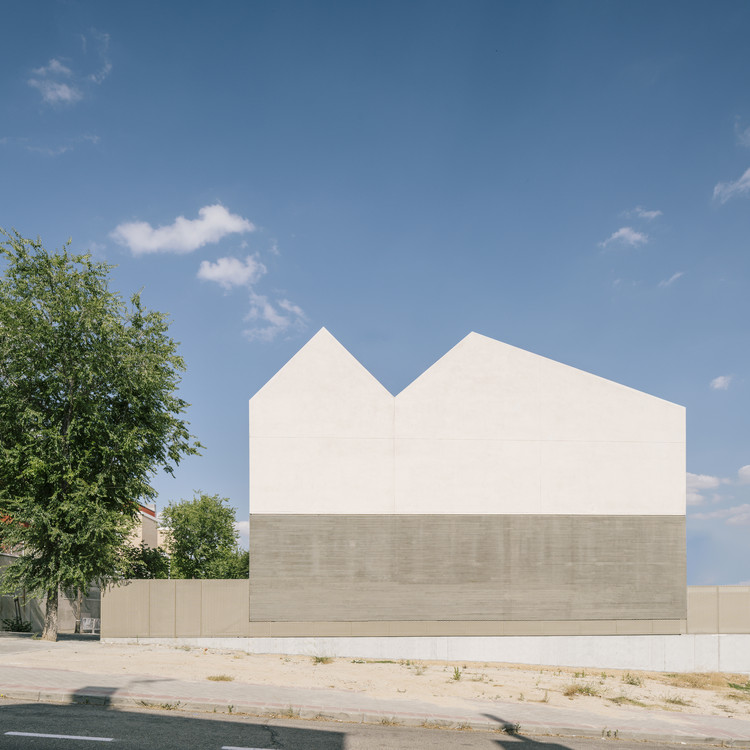 Sierra House / Steyn Studio, © Imagen Subliminal