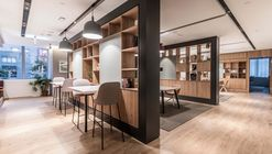 Spaces Hung Sheng / D&P Associates