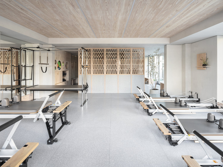 Core Kensington Pilates Studio / Studio Wolter Navarro, © Ståle Eriksen