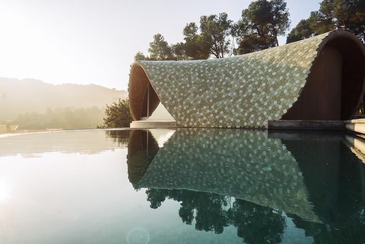 Villa Stgilat Aiguablava / Enric Ruiz Geli / Cloud 9, Cortesía de Enric Ruiz Geli