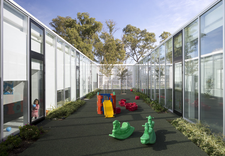 Child Development Centre Commune 8 / Dirección General de Arquitectura + MDUyT + GCBA, © Javier Agustín Rojas