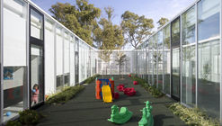 Child Development Centre Commune 8 / Dirección General de Arquitectura + MDUyT + GCBA