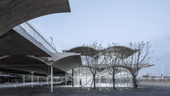 M2 Tourist Port at Bai Lianjing / TJAD Original Design Studio