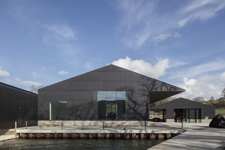 Windermere Jetty Museum / Carmody Groarke