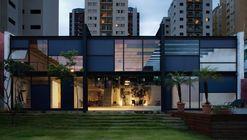 Pavilhão Girassol / Brasil Arquitetura