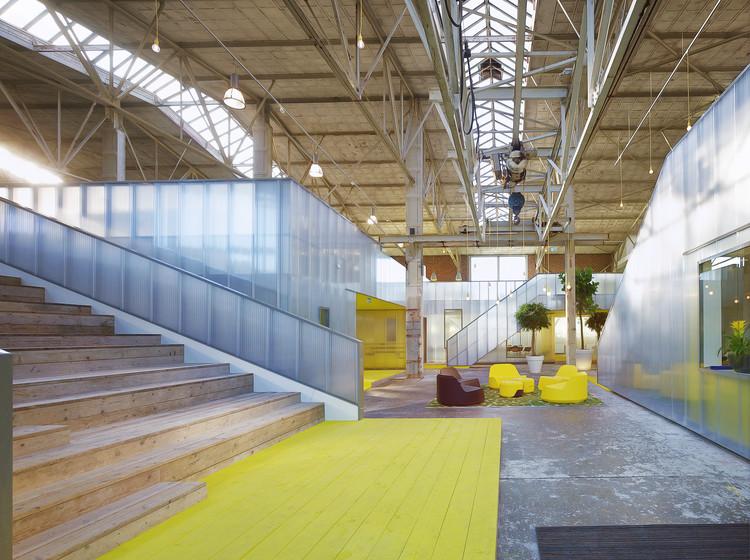 Kantoor IMd / Ector Hoogstad Architecten, © Petra Appelhof
