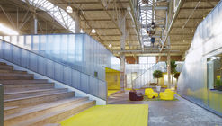 Kantoor IMd / Ector Hoogstad Architecten