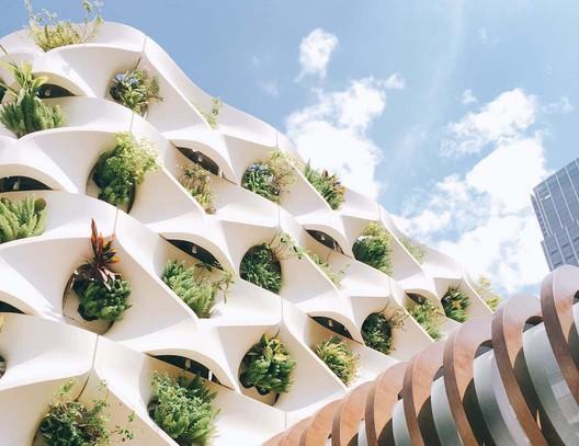 Garden Restroom / LAAB Architects