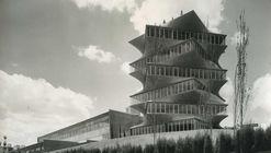 Clásicos de Arquitectura: Laboratorios JORBA (La 'Pagoda') / Miguel Fisac