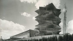 Clássicos da Arquitetura: Laboratórios JORBA (La 'Pagoda') / Miguel Fisac