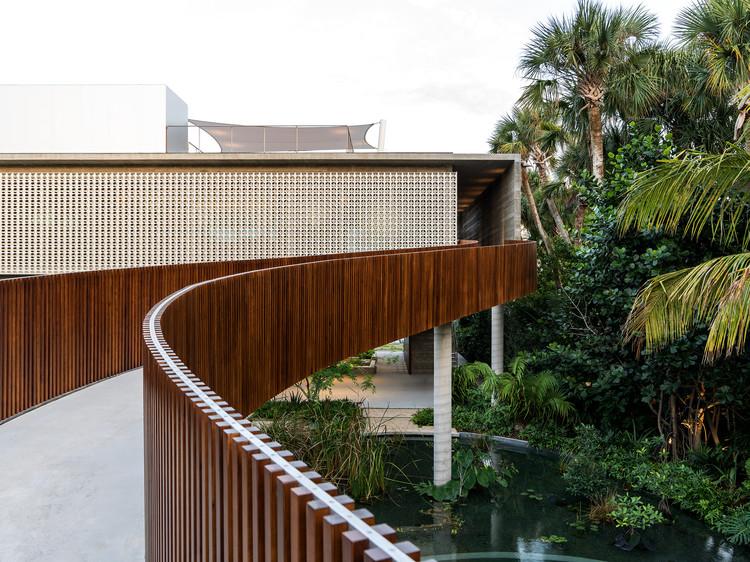Casa Canal / Studio MK27 - Marcio Kogan + Lair Reis, © Fran Parente