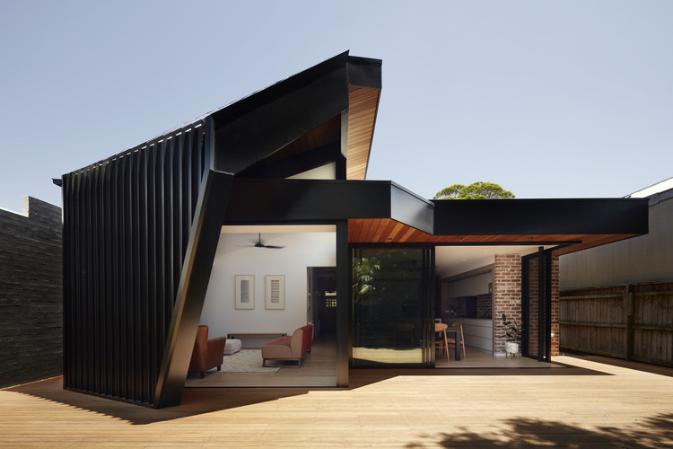 Casa Hunters Hill / Alchemy Architecture , © Luc Remond Photographer