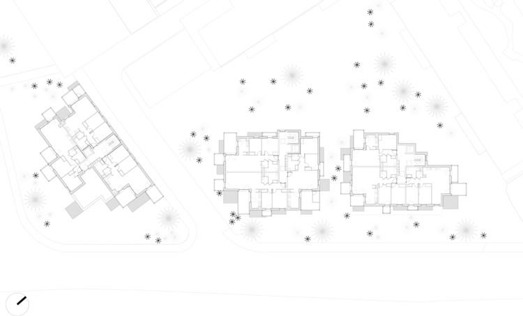 Planta - White Clouds / POGGI & MORE architecture