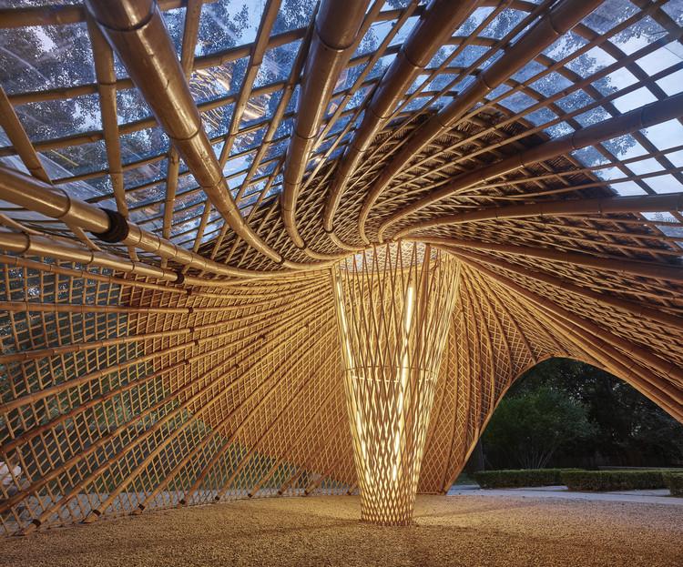 Swirling Cloud: Bulletin Pavilion for BJFU Garden Festival / SUP Atelier, © Su Chen, Chun Fang