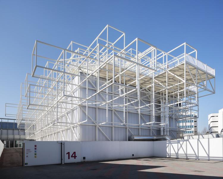 """Centro """"Arti e Scienze"""" Golinelli / Mario Cucinella Architects, © Fabio Bascetta"""