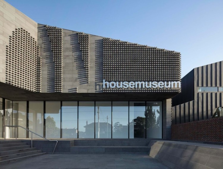 Australia's New Housemuseum Galleries Open in Melbourne, Lyon Housemuseum Galleries. Image © Dianna Snape