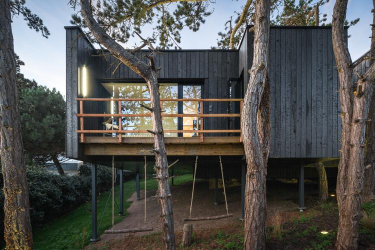 Casa en el árbol / Atelier Victoria Migliore, © Cyril Folliot