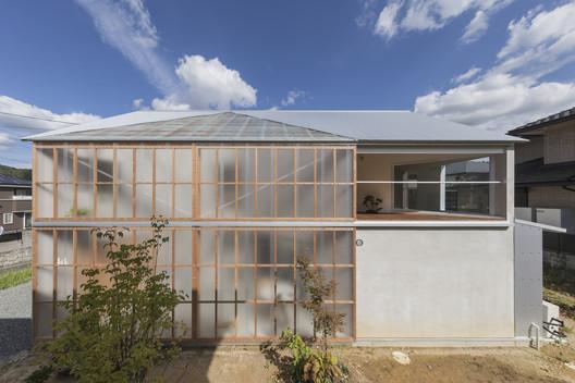 Galería De Casa En Sonobe Tato Architects 31