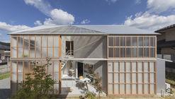 House in Sonobe / Tato Architects