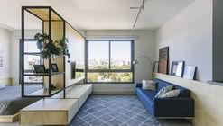 Apartamento Artsy / BARRA Arquitetos