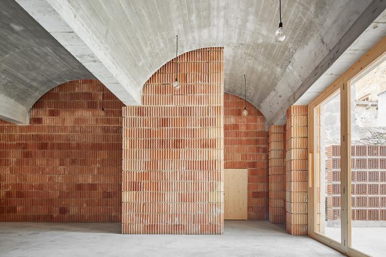Arquivo Municipal / Aulets Arquitectes, © José Hevia