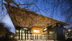 Benthem Crouwel Designs the Netherlands' Most Sustainable Office Renovation