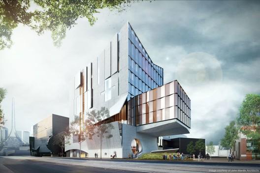 Ian Potter Southbank Centre. Image Courtesy of John Wardle Architects