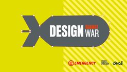 Concursos de ideas: Design against war, diseño contra la guerra