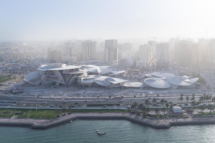 Museo Nacional de Qatar / Ateliers Jean Nouvel, © Iwan Baan