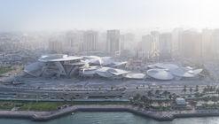 Museo Nacional de Qatar / Ateliers Jean Nouvel