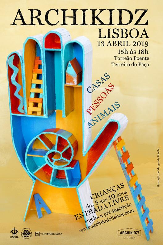Archikidz Lisboa 2019 - Casas, Pessoas e Animais, Archikidz Lisboa 2019 - Casas, Pessoas e Animais