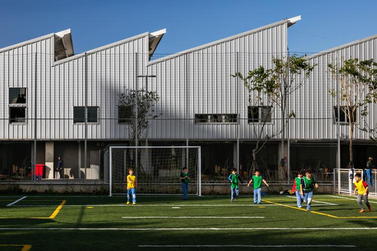 Beacon School / Andrade Morettin Arquitetos + GOAA - Gusmão Otero Arquitetos Associados, © Nelson Kon