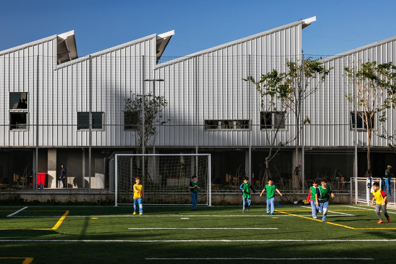 Beacon School / Andrade Morettin Arquitetos + GOAA - Gusmão Otero Arquitetos Associados