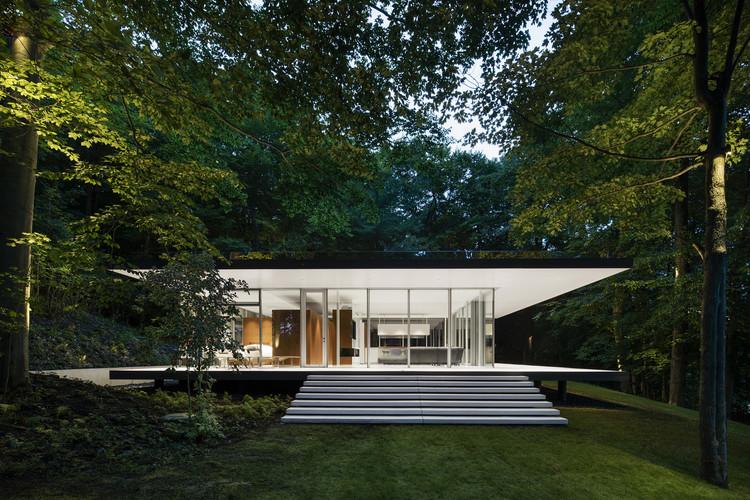 Pavillon du Lac / Daoust Lestage , © Adrien Williams