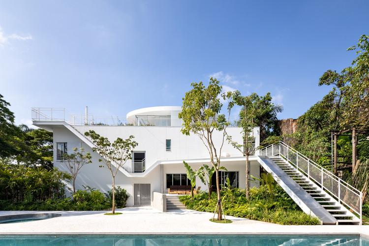 Casa M / Felipe Hess Arquitetos, © Fran Parente
