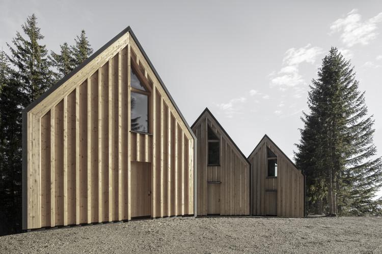 Refugee Meranza / Architekt Andreas Gruber, © Gustav Willeit