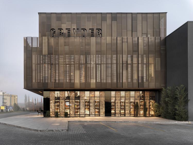 Greyder Shoe Factory / CAA.Studio, © Cemal Emden