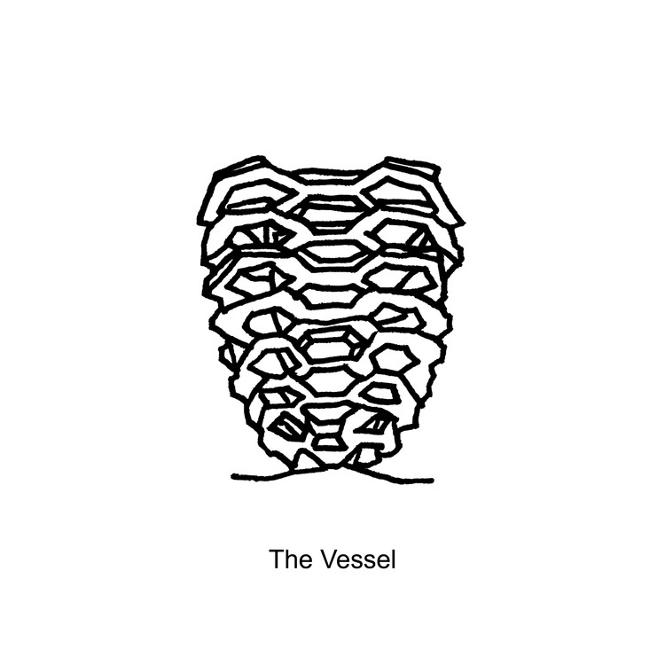 The Many Faces of Hudson Yards' Vessel, The Vessel. Image © Chanel Dehond