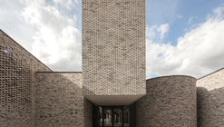 Elancourt Music School / Opus 5 architectes